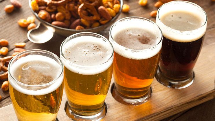Les différents types de bière