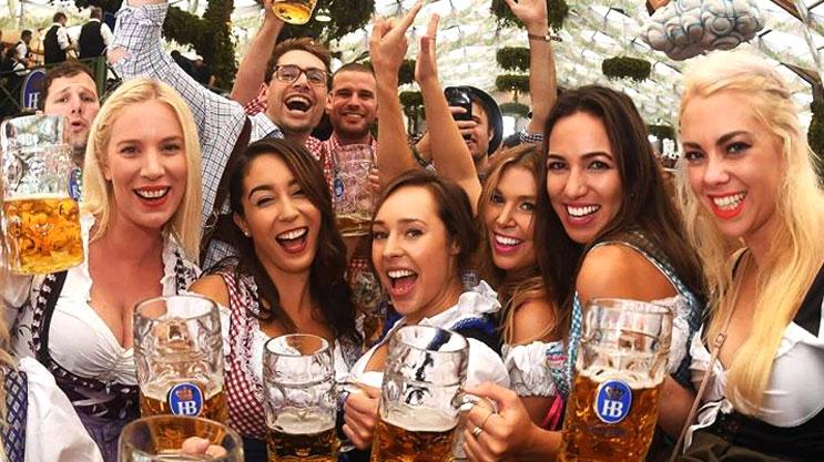 Oktoberfest, la grande fête de la bière